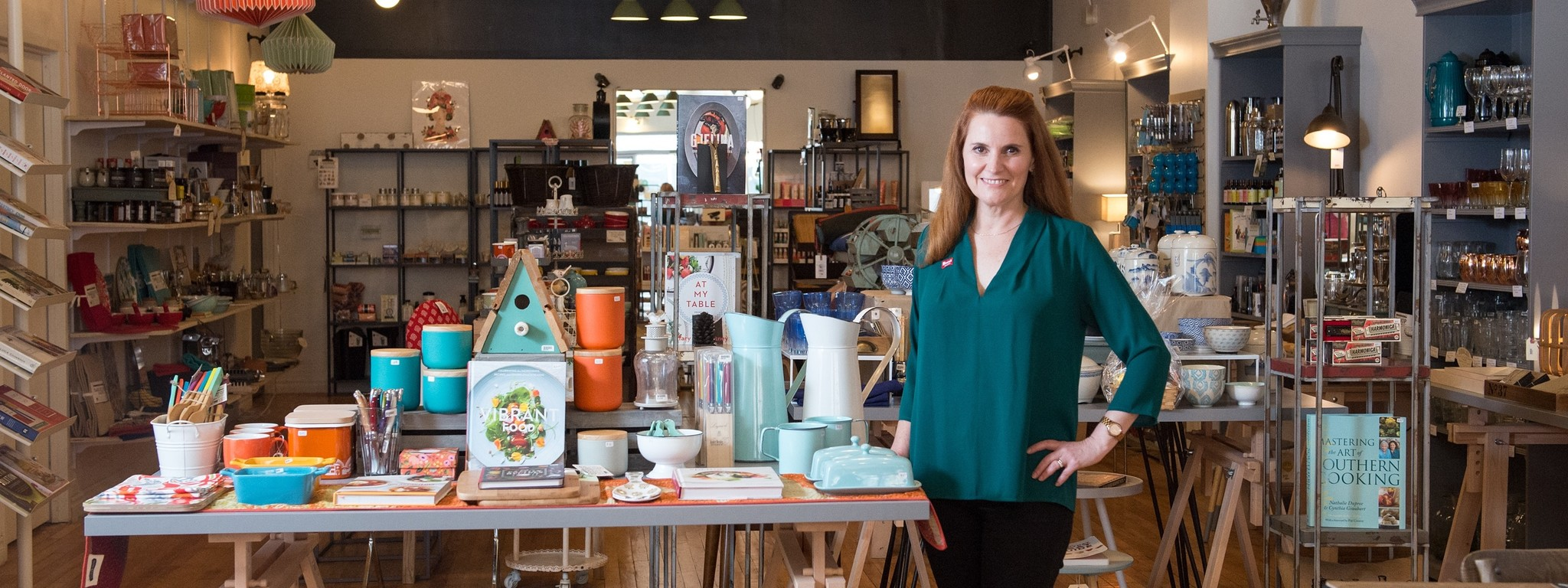 Wendy at The Independent Mercantile Co.