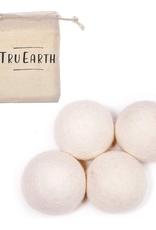Tru Earth - Wool Dryer Ball/Set 4