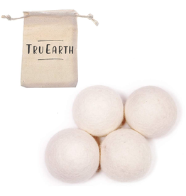 Tru Earth - Wool Dryer Ball/Set 4