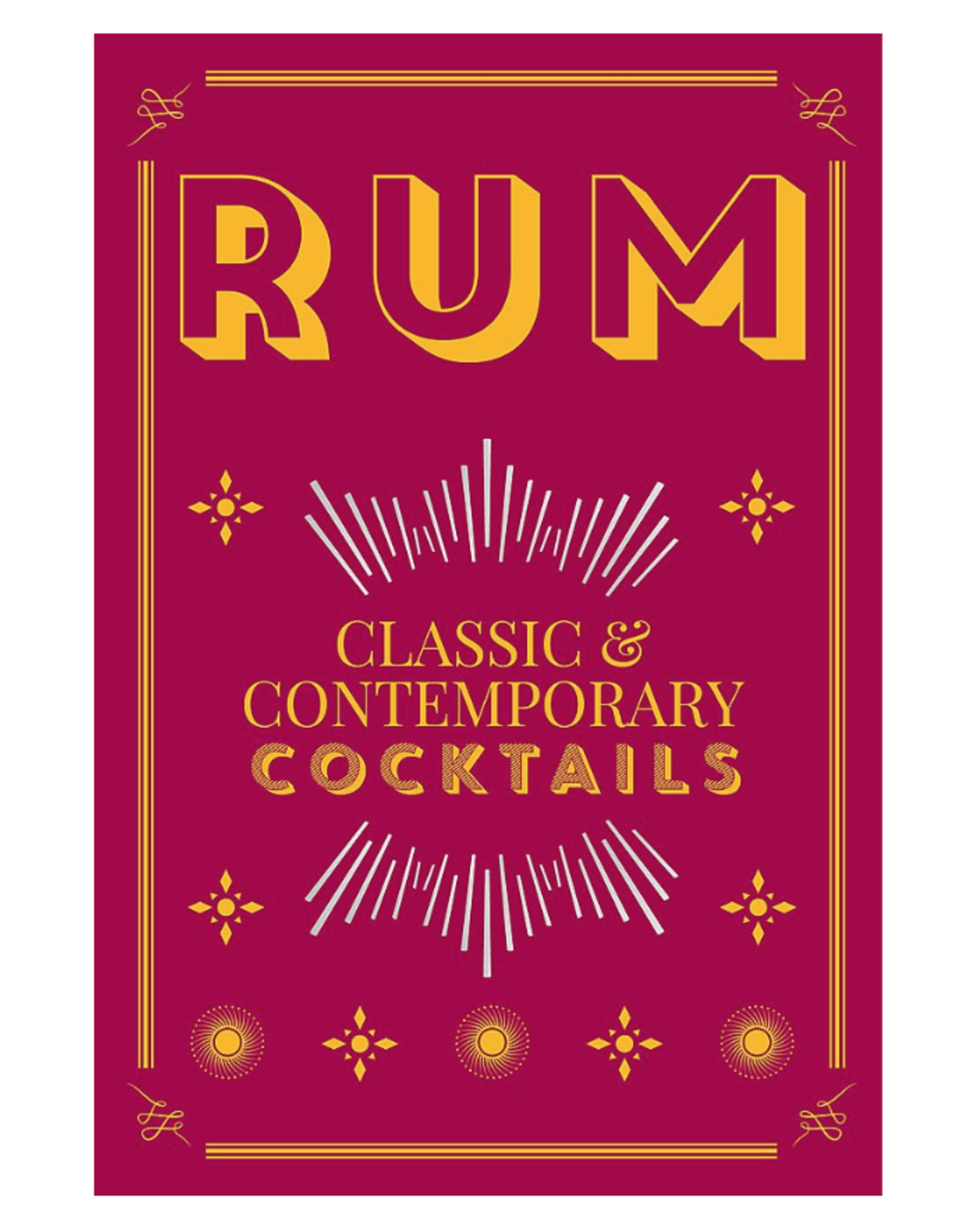 HTE - Rum Classic & Contemporary Cocktails