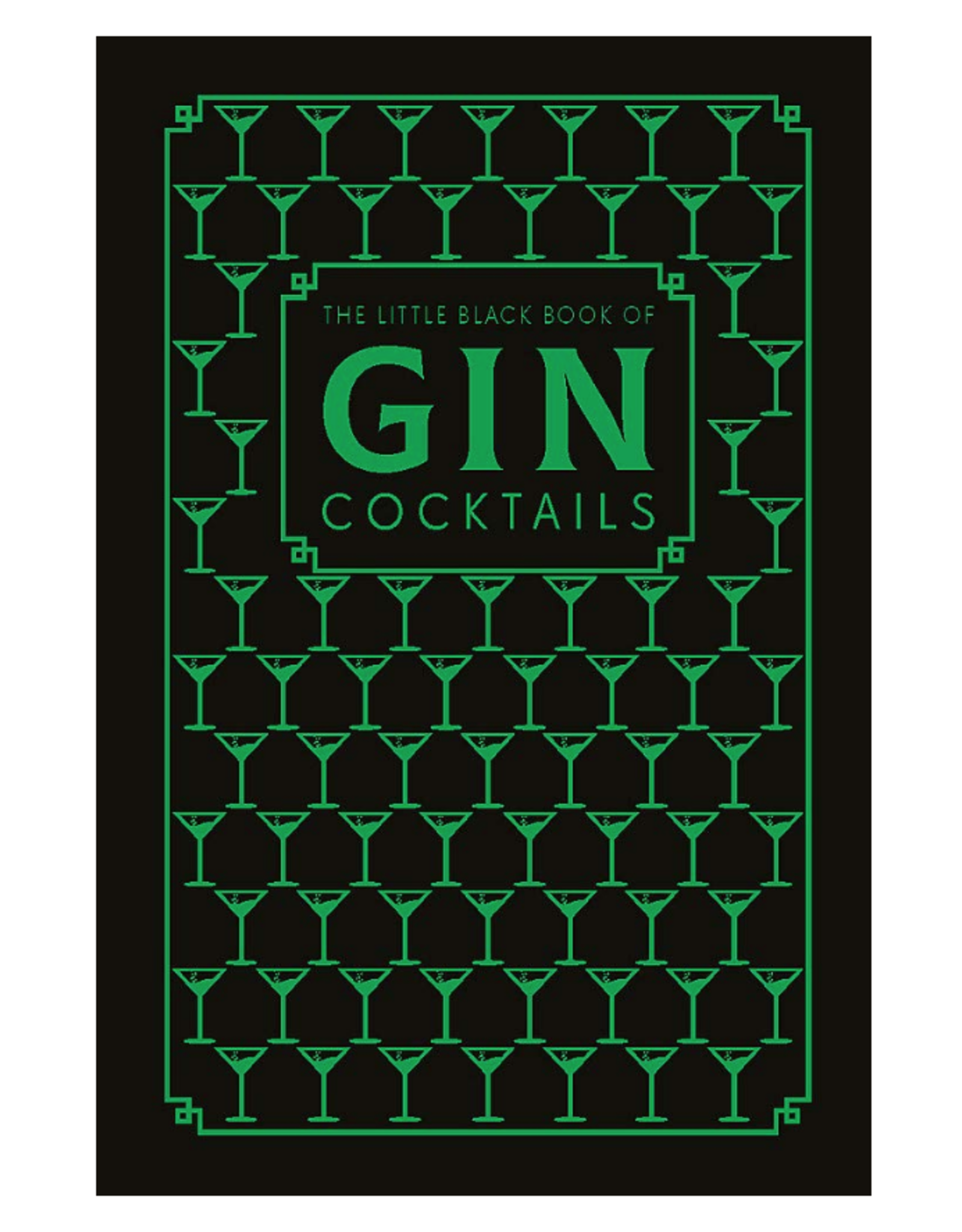 HTE - Little Black Book of Gin Cocktails