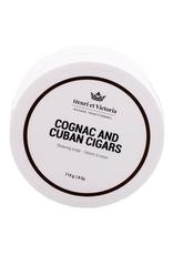Henri et Victoria - Shave Soap/Cognac & Cuban Cigars 4oz