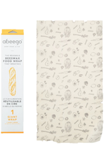 Abeego - Beeswax Wrap/Extra Large