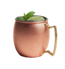 ICM - Moscow Mule Mug/Copper 20oz