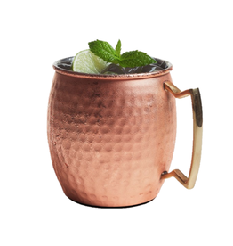 ICM - Hammered Moscow Mule Mug/Copper, 20oz
