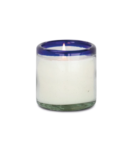 PAX - Recycled Glass Soy Candle/Salted Blue Agave 9oz