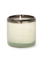 PAX - Recycled Glass Soy Candle/Vanilla Rosa 9oz