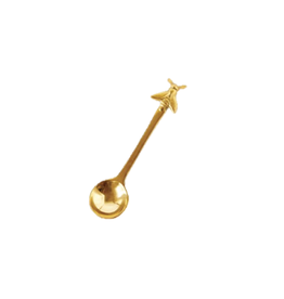 COP - Brass Spoon with Bee