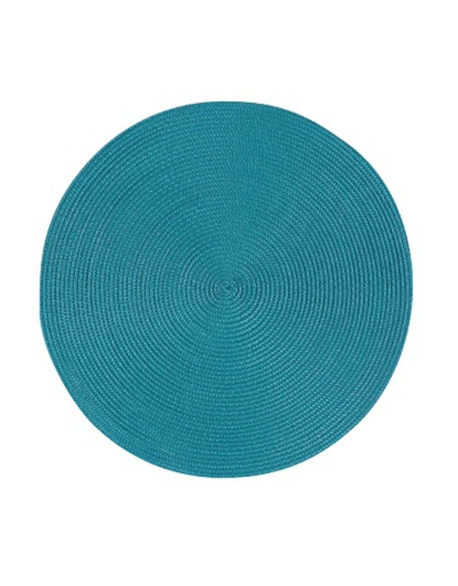 DCA - Placemat/Spiral, Bright Teal, 15""