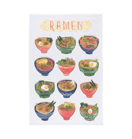 DCA - Tea Towel/Ramen