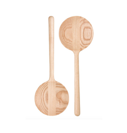 DCA - Salad Servers Set/Round