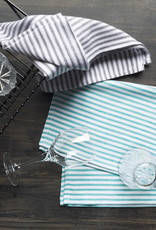 DCA - Glass Towel / Set 2, Black Stripe