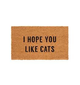 IBA - Doormat/I Hope You Like Cats