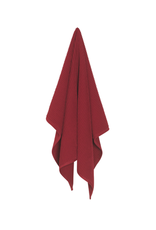 DCA - Tea Towel/Ripple, Red