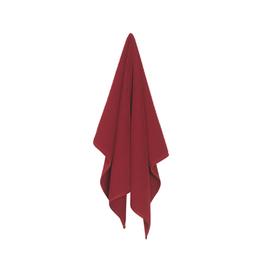 DCA - Tea Towel/Ripple, Red