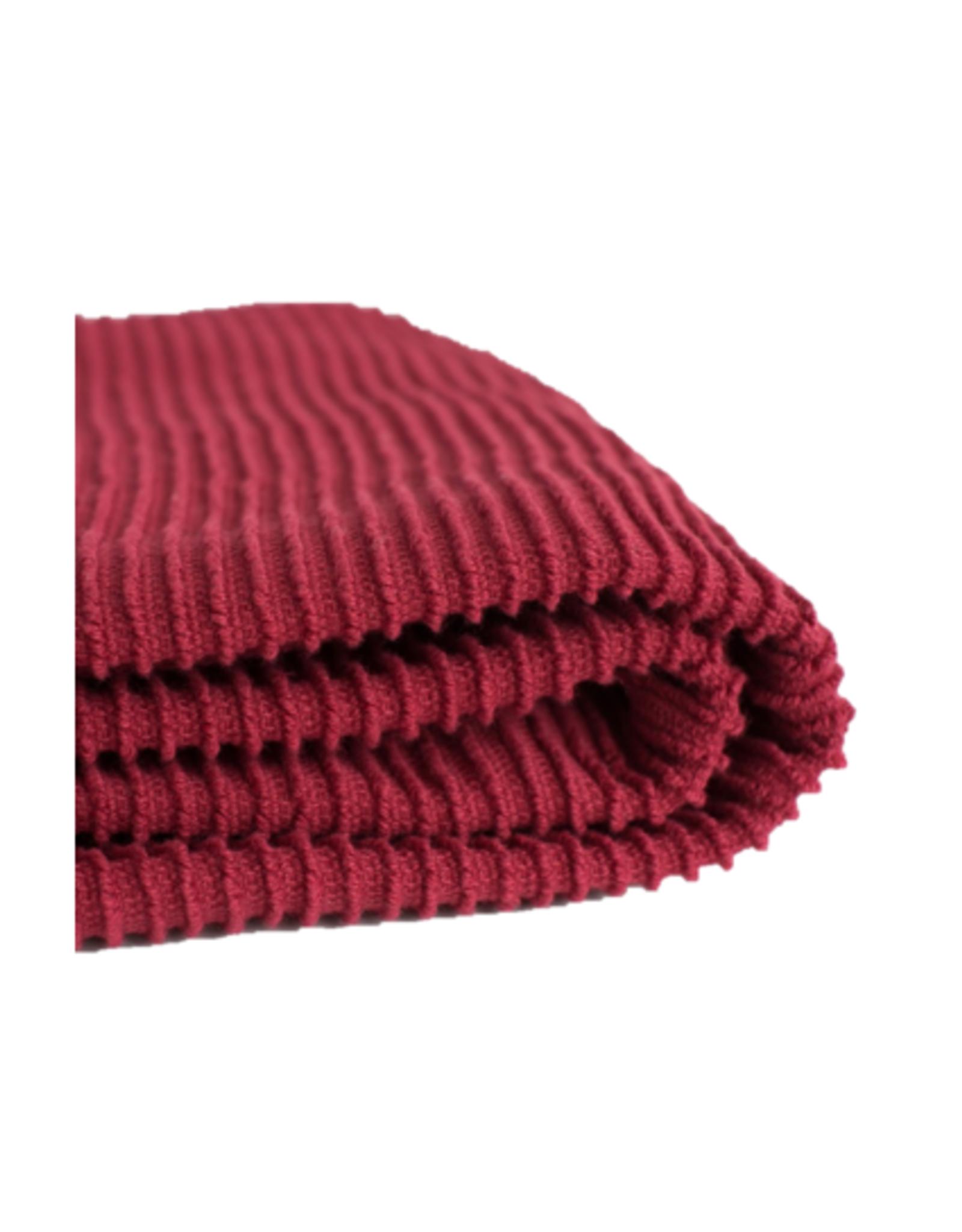 DCA - Tea Towel/Ripple Red