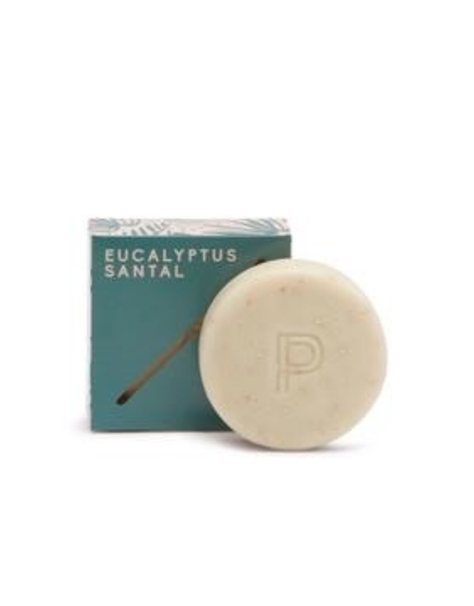 PAX - Soap/Eucalyptus Santal Oatmeal 3oz