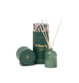 PAX - Diffuser Set/Balsam, Green Glass, 1.5oz