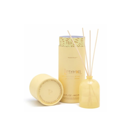 PAX - Diffuser Set/Lemon, Yellow Glass, 1.5oz