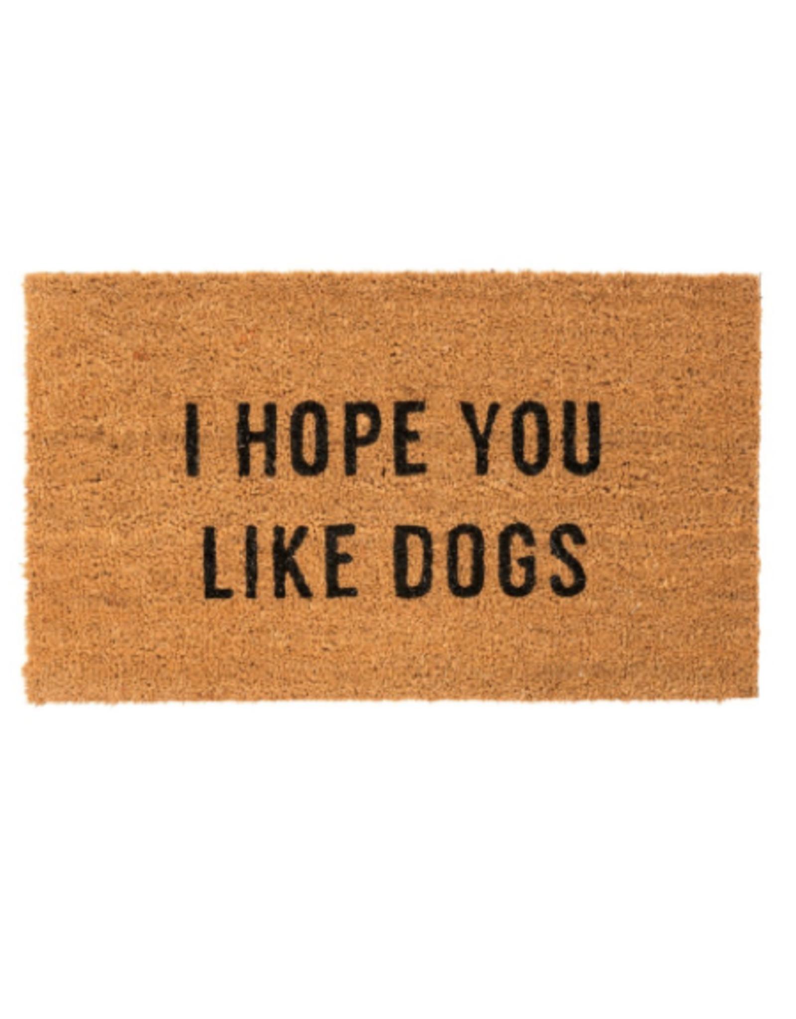IBA - Doormat/I Hope You Like Dogs