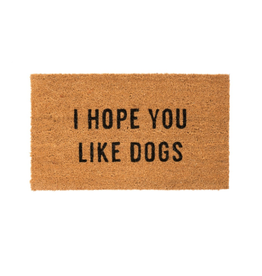 IBA - Doormat/I Hope You Like Dogs