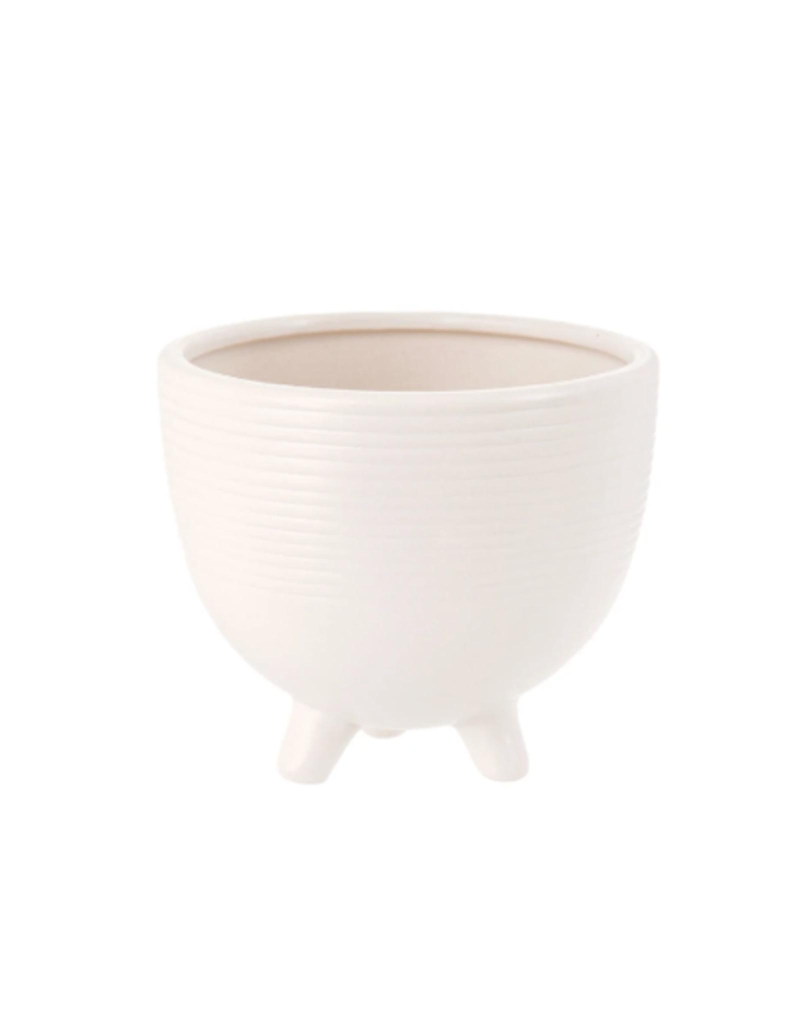 """IBA - Norway Pot/White 4"""""""