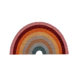 "IBA - Doormat / Rainbow, 15.5 x 28"""