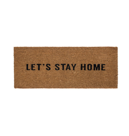 IBA - Double Doormat/Let's Stay Home