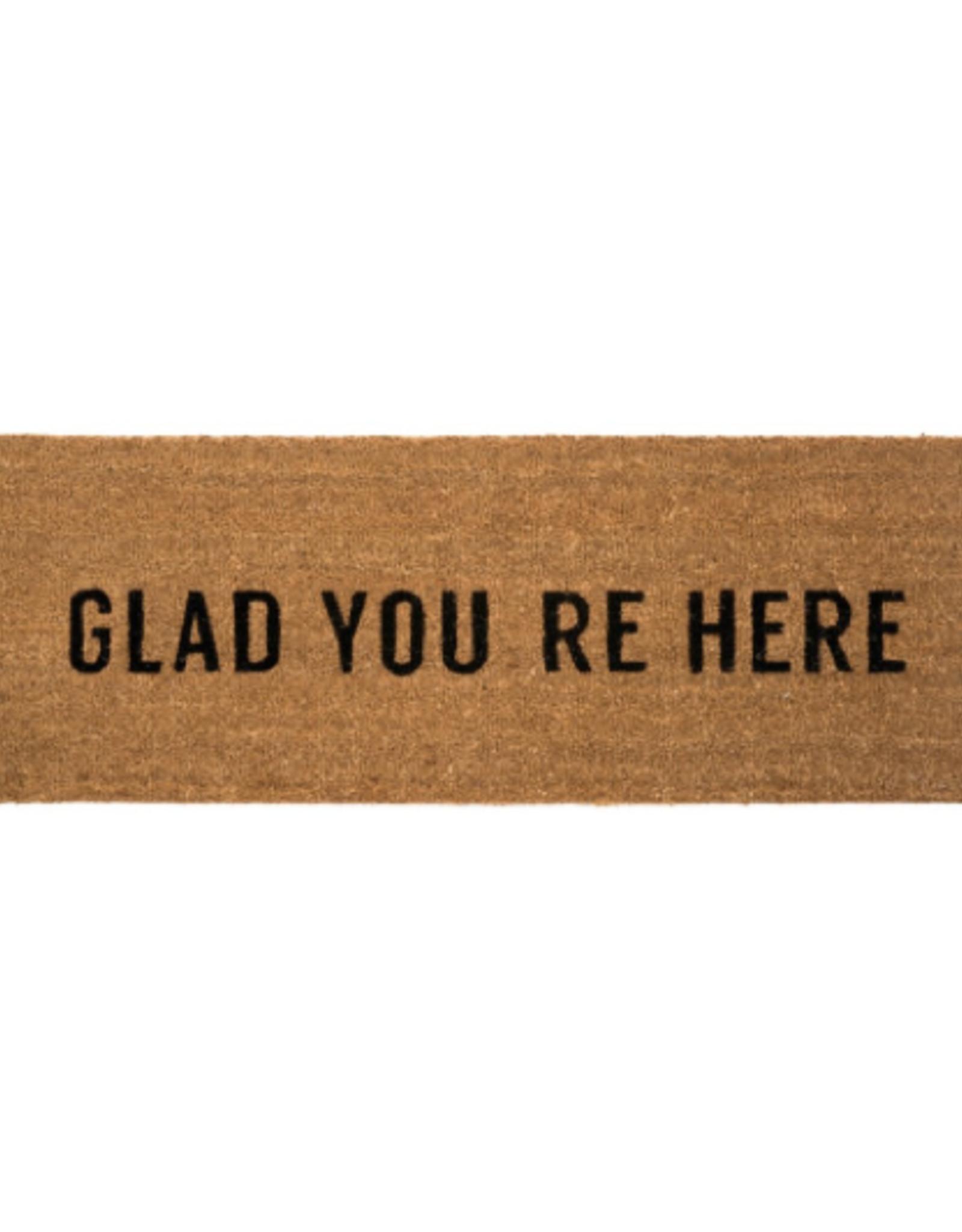 IBA - Double Doormat/Glad You're Here