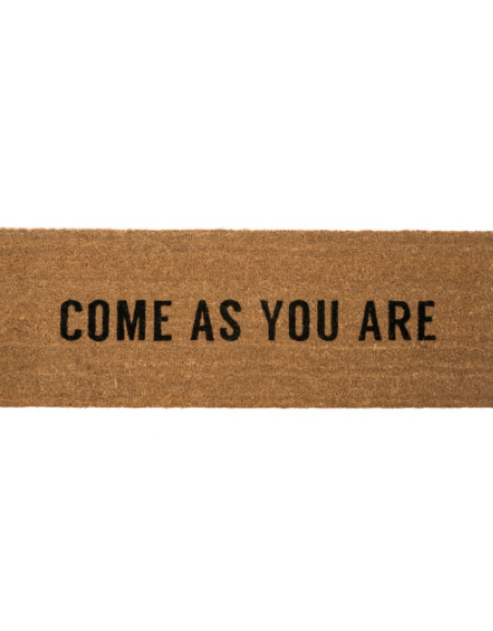 IBA - Double Doormat/Come As You Are