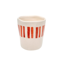 IBA - Ceramic Cup/Lines