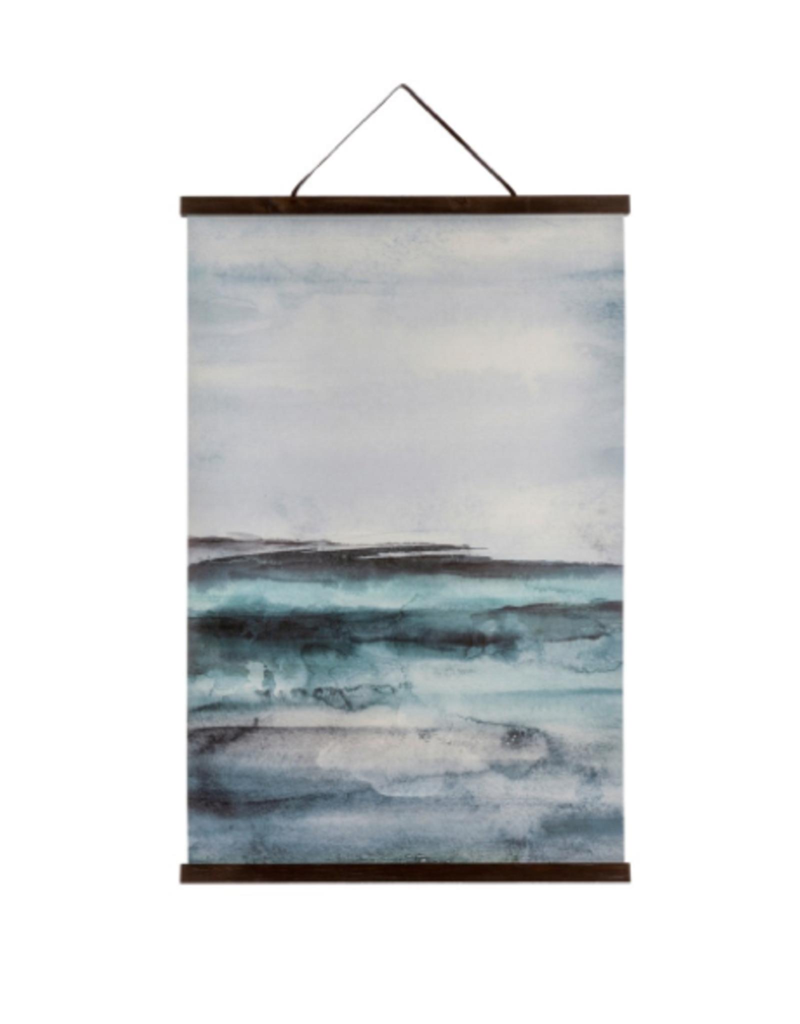 "IBA - Wall Hanging/Sea of Love 31.5"" x 50"""