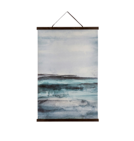 "IBA - Wall Hanging/Sea of Love 31.5"" x 50"""