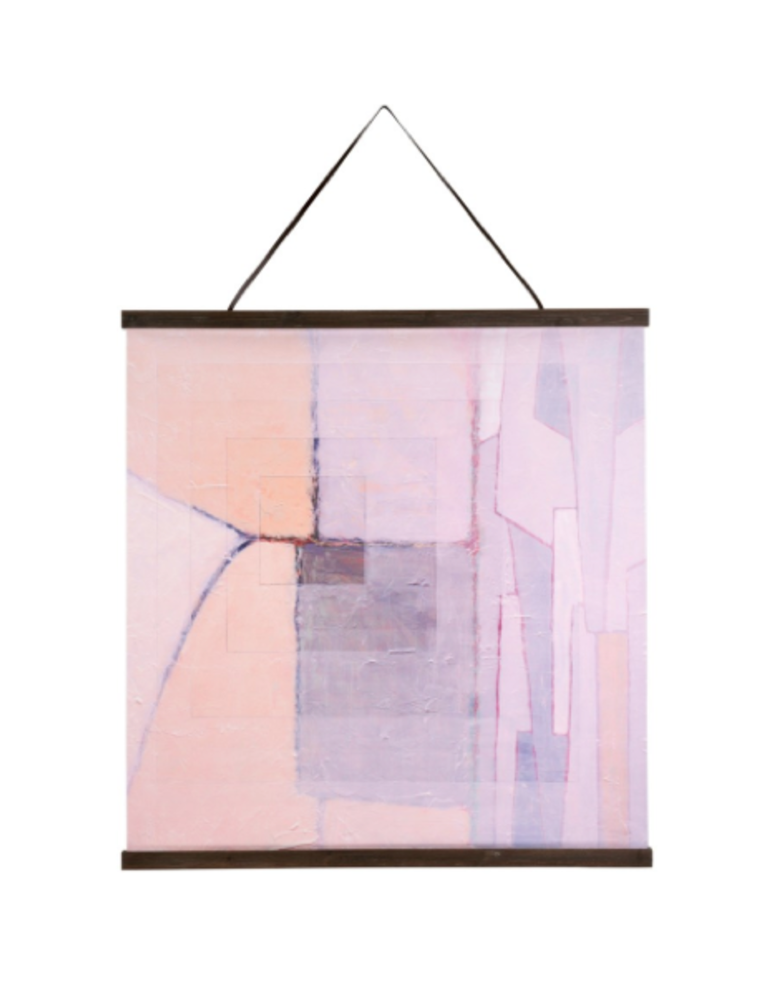 "IBA - Wall Hanging/Lavender Dream 40"" x 42"""