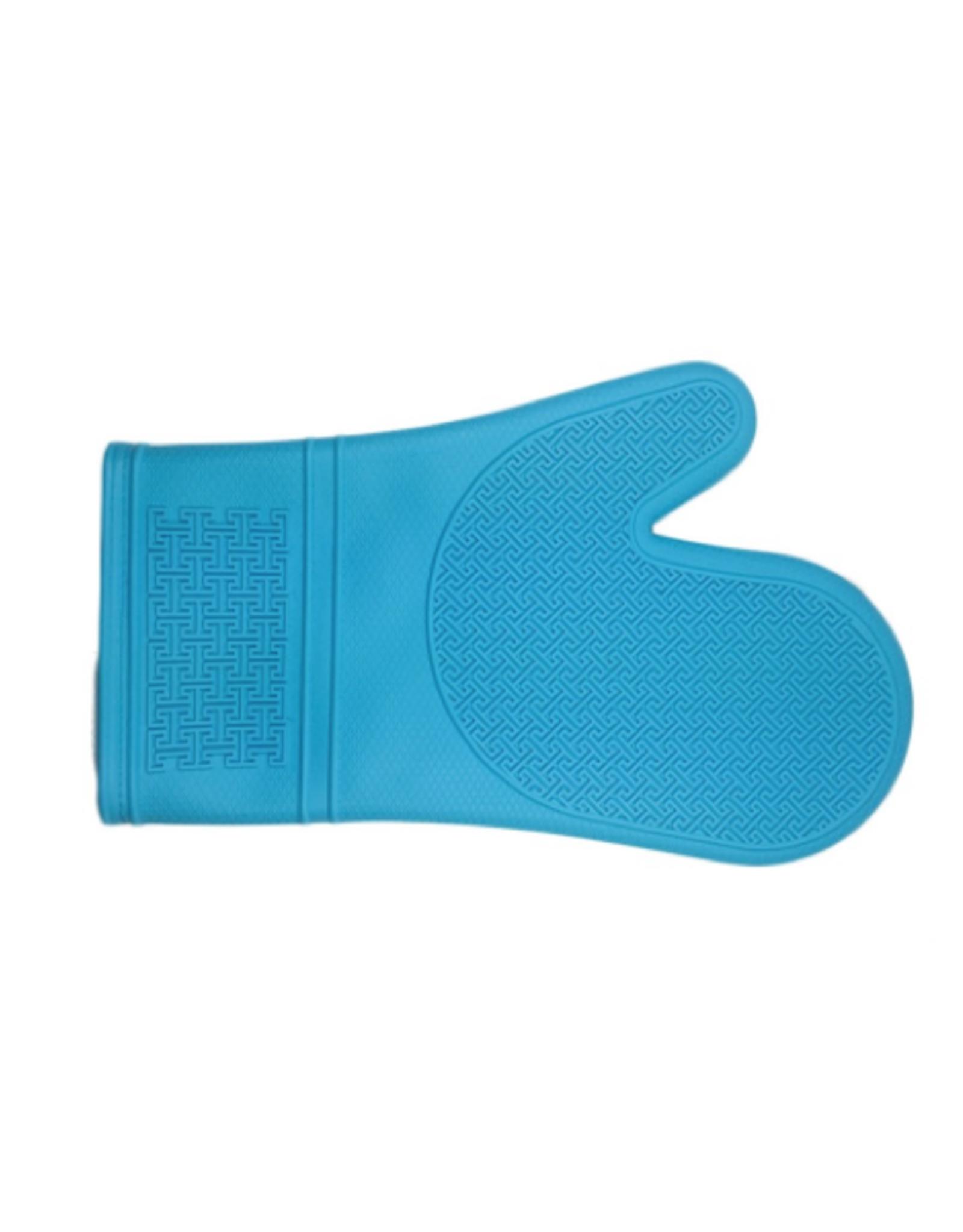 PLE - Silicone Oven Mitt / Turquoise