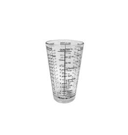 PLE - Mix & Measure Glass/16 oz, 2 cups