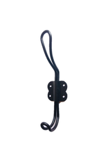 """NTH - Double Wall Hook/Hairpin, Black, 5.5"""""""