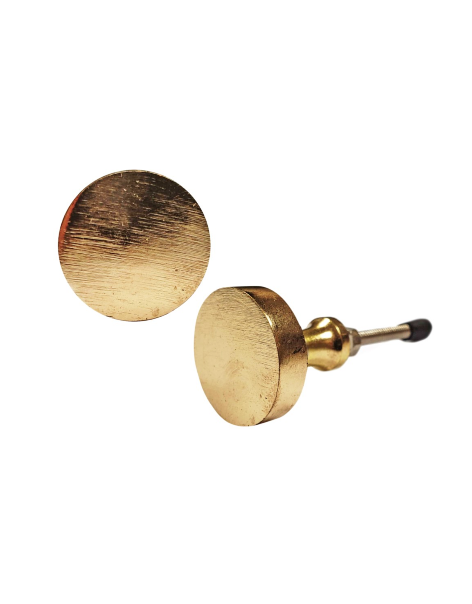 NTH - Knob / Minimal, Brass