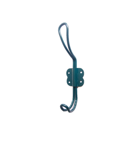 NTH - Double Wall Hook/Hairpin, Green, 5.5""