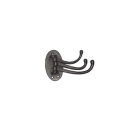 NTH - Hook/Triple Swivel, Black