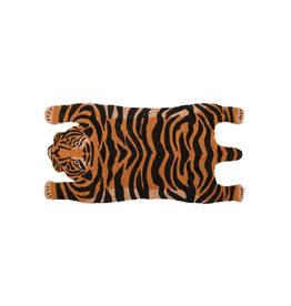 """NTH - Coir Doormat/Tiger, 29.5 x 15"""""""