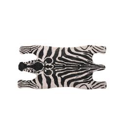 """NTH - Coir Doormat/Zebra, 29.5 x 15"""""""