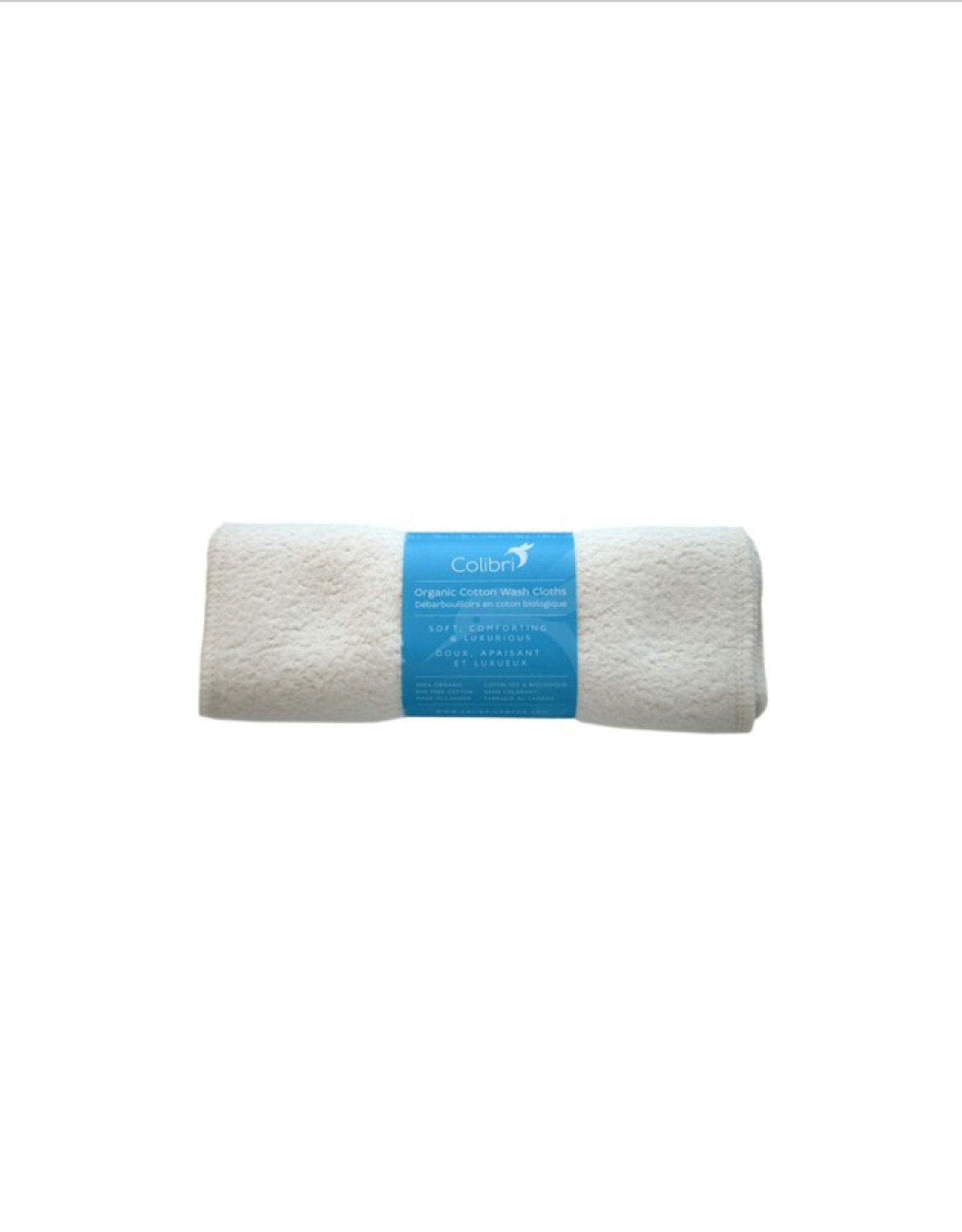 """CRI - Softie Washcloth/Set 5, 7.5 x 7.5"""""""