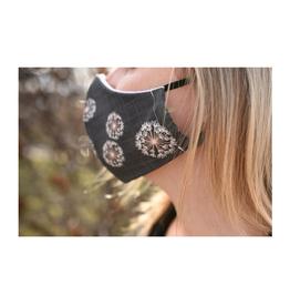 CRI - Face Mask/Ear Loop, Dandelion