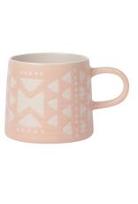 DCA - Matte Geo Mug/Pink