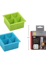 CTG - Silicone X-Large Ice Tray 4 Cubes