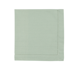 DCA - Hemstitch Napkin/Aloe