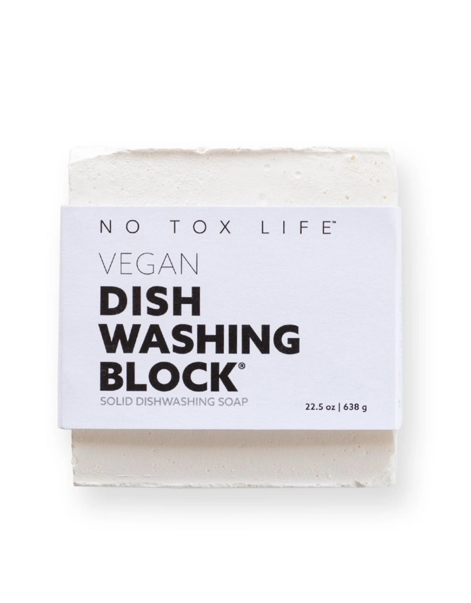 NFE - Vegan Dish Washing Block Soap/22.5 oz