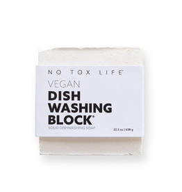 NFE - Vegan Dish Washing Block Soap/22.5 oz