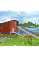 Kat Frick Miller - Print/Lahave Islands 8 x 10""